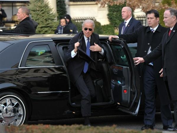 US President-Elect Joe Biden And His Cars - autojosh