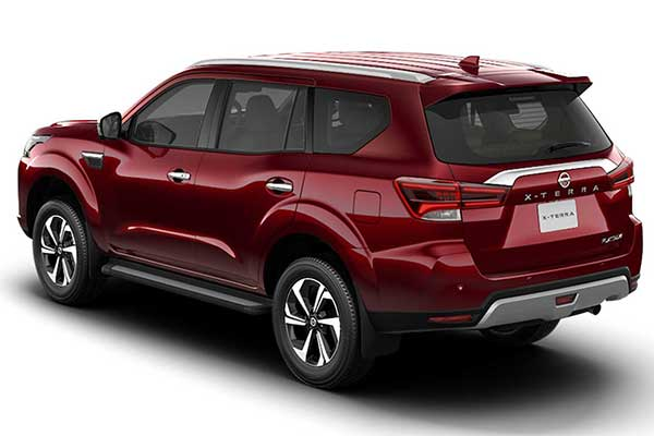 The Nissan X-Terra Is Back For 2021 But With A Twist (Photos)