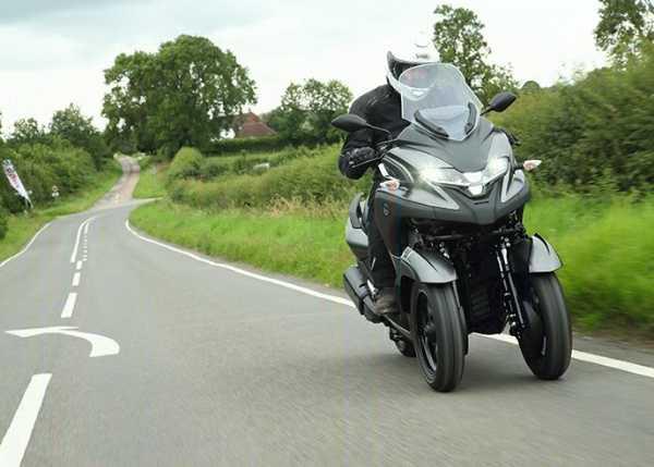 Yamaha Tricity Leaning 3-Wheeler Scooter Hits Nigerian Dealership - autojosh