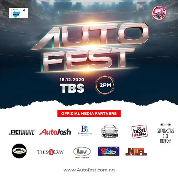 Gear Up For The 2020 Drive-In Autoshow At This year Autofest - autojosh
