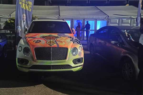Frills And Trills From The Just Concluded 2020 BMW Autofest In Lagos