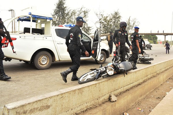 42 Vehicles Seized By Lagos' Anti-One Way Squad In Traffic Law Enforcement