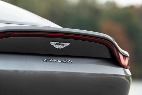 Aston Martin Badge