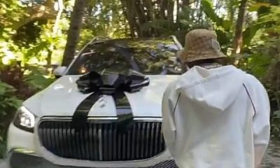 US Rapper DaBaby Gifts Himself Mercedes-Maybach GLS 600 SUV As He Turns 29 - autojosh