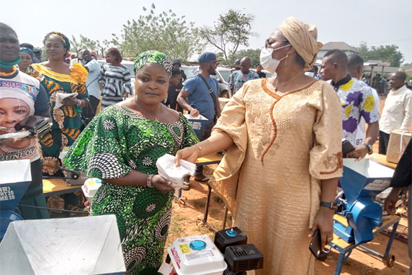Ekiti Rep Celebrates Christmas With Constituents, Donates 14 Vehicles, 60 Motorcycles, 58 Sewing Machines (PHOTOS)