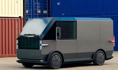 EV Startup Canoo Unveils All-New Multi-Purpose Delivery Vehicles-autojosh