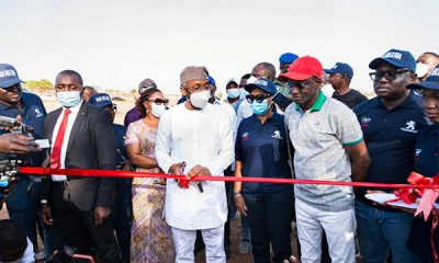 Speaker Gbajabiamila Unveils PAN Nigeria Limited's Newest Vehicle Models - autojosh