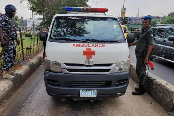 Lagos Impounds 60 Vehicles For Traffic Offences