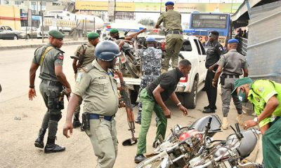 Lagos Set Up Special Task Force Against One-Way Driving, Dozens Of Okadas Seized - autojosh