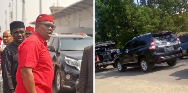 Peter Obi : As Anambra Governor, I Used Convoy Of 22 Vehicles Until I Found Out 13 Were Empty - autojosh