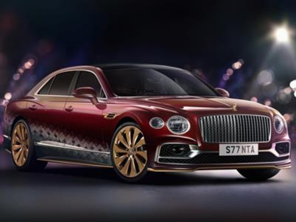 Santa's New Ride, Bentley Unveils One-off Flying Spur-based Reindeer Eight Built For A Celebrity - autojosh