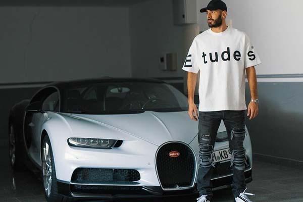 Benzema Bugatti Chiron-autojosh