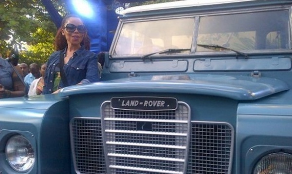 Did You Know That Bob Marley Drove A Land Rover ? Check Out His Restored 1977 Truck - AutoJosh