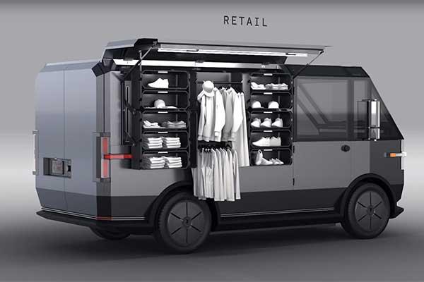 EV Startup Canoo Unveils All-New Multi-Purpose Delivery Van