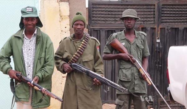 Zulum Civilian JTF