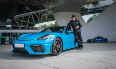 Collector Takes Delivery Of His 80th Porsche To Celebrate His 80th Birthday - autojosh
