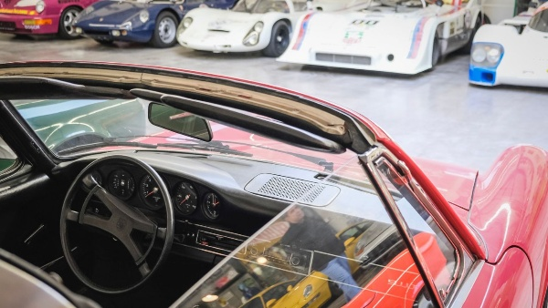 Collector Takes Delivery Of His 80th Porsche To Celebrate His 80th Birthday - autojosh