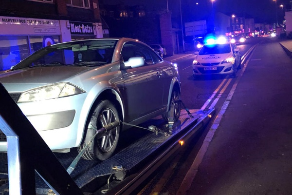 Driver Had New Car Seized By Police 30 Secs After Buying It For Having No Insurance - autojosh