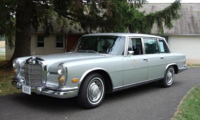 Elvis Presley's 1969 Mercedes-Benz 600 Limousine Is Up For Sale - autojosh