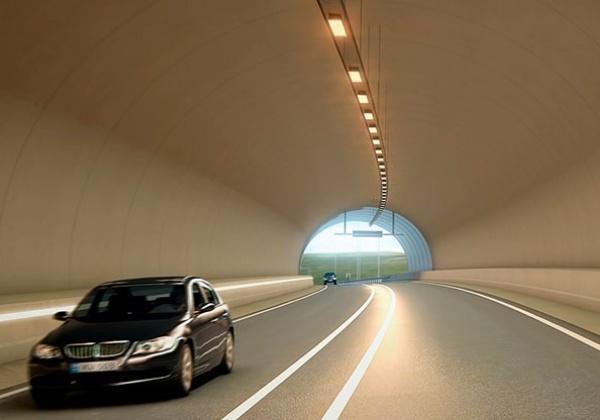 Faroe Islands New Undersea Road Tunnel Cuts Travel Time From 64 Mins To 16 Mins, See Inside - autojosh