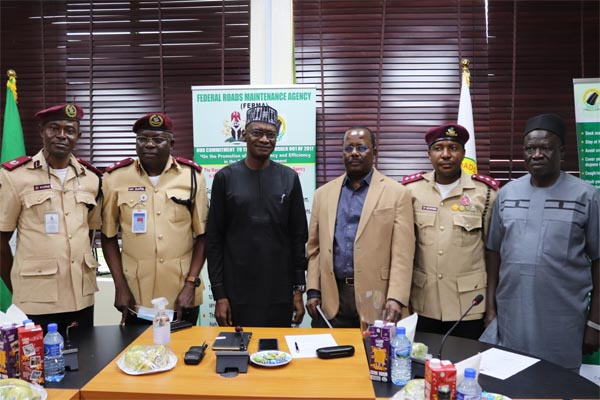 FERMA, FRSC to Collaborate on Road Signage to Curb Accidents