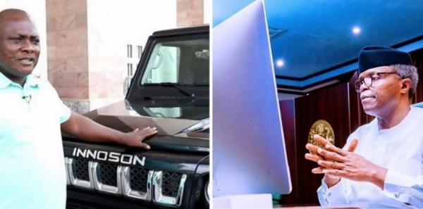 FG Assures Nigeria Automotive Manufacturers Association (NAMA) Of Protection - autojosh