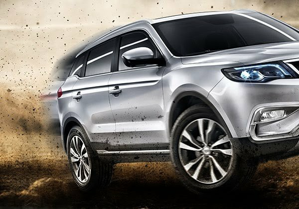 Mikano And Geely Partners, Set To Launch Emgrand X7 Sport Into Nigerian Market - autojosh