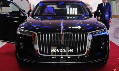 Chinese FAW Launches Rolls-Royce Ghost And Mercedes S-Class Rival, The Hongqi H9, In Dubai - autojosh