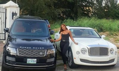 """I'm Still Looking For Husband"", 40-year-old Linda Ikeji Says As She Flaunts Her New Range Rover And Bentley Mulsanne - Autojosh"