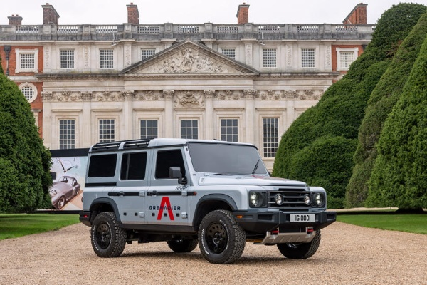 Ineos, Owned by UK Billionaire 'Ratcliffe', Buys Mercedes-Benz Plant To Produce Grenadier SUV - autojosh