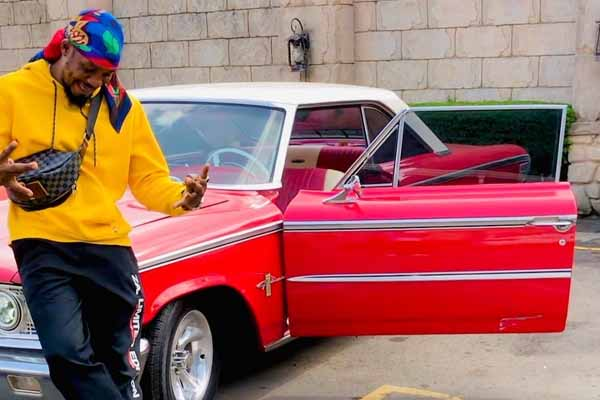 Actor Junior Pope Gets Himself A 1963 Ford Galaxie 500 As Christmas Gift-Autojosh