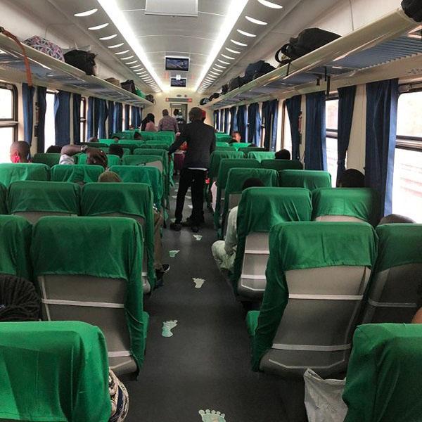10 Things To Know About Boarding The Lagos-Ibadan Train - autojosh