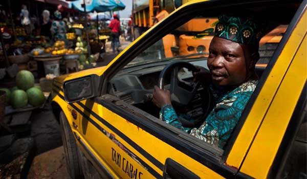 Lagos Taxi Drivers