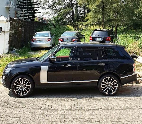 Linda Ikeji Takes Delivery Of Her ₦126m Range Rover Autobiography SUV - autojosh