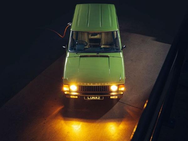 £24k Electric Range Rover, Lunaz Classic EV Costs The Price Of Rolls-Royce - autojosh