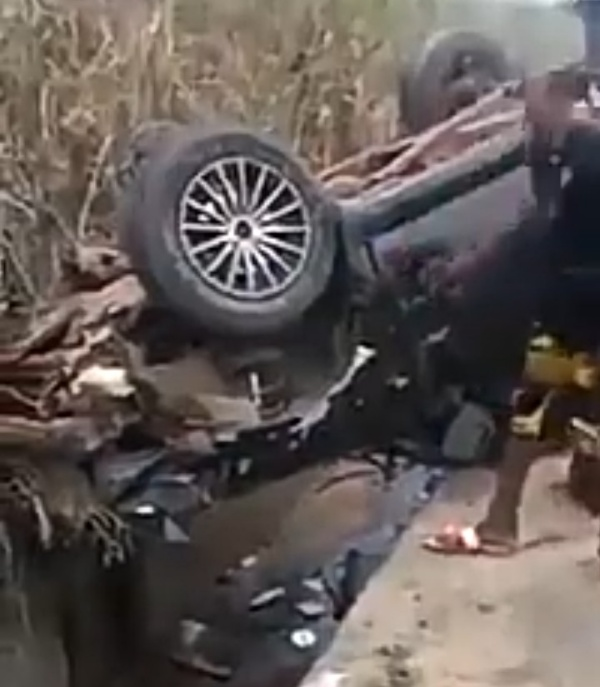 Man Escapes Unharmed After His Car Somersaulted More Than 20 Times - autojosh
