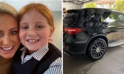 "Mum Slammed For Buying Mercedes GLC For 9yr-old Daughter, Says She Bought It Cos Of Its ""Extra Safety Features"" - autojosh"