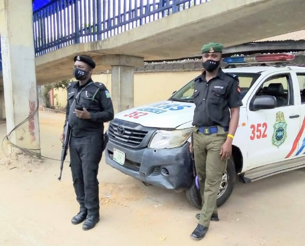 Nigerian Polices Force, Lagos Rolls Out Emergency Numbers To Call In Case Of Robberies - autojosh