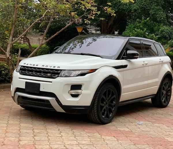 Nollywood Actress Adanma Luke Buys Range Rover Evoque To Celebrate A Successful 2020 - autojosh