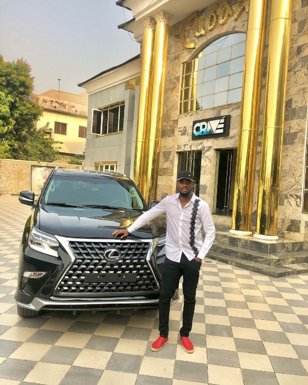Obi Cubana Gifts His Manager A 2018 LEXUS GX 460 For A Job Well Done In 2020 - autojosh
