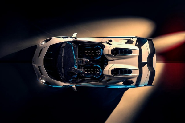 Lamborghini Unveils One-off Roofless And Windscreen-less SC20 Supercar Built For A Customer - autojosh