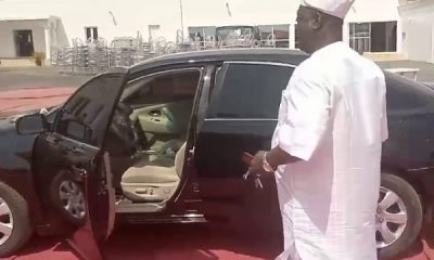 Ooni Of Ife Gifts Popular Yoruba Praise Singer, Ajobiewe, A Toyota Camry - autojosh