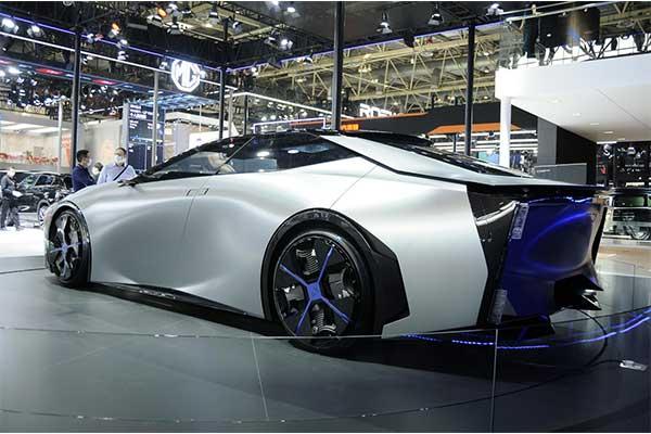 Qoros Milestone Concept: A Fresh Take On The 4-Door Coupe