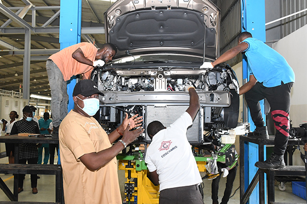 Coscharis Debuts Renault Assembly Plant In Nigeria