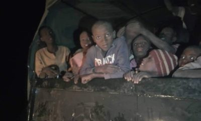 Trucks Ferries Kidnapped Kankara Students Home After Their Release - autojosh