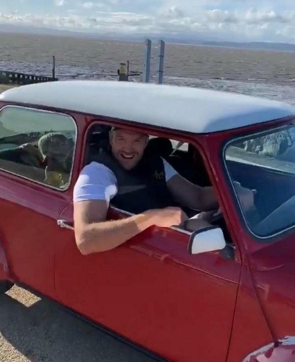 British Boxer Tyson Sells Rolls-Royce Cullinan, Buys Used VW PASSAT - autojosh