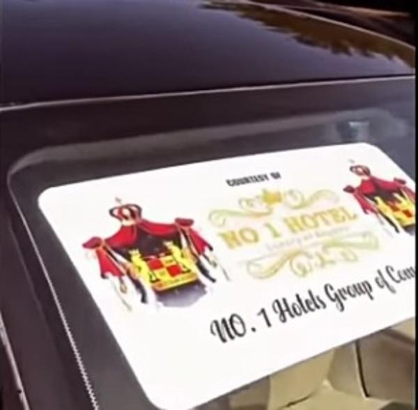 Uber Driver Wins Lexus And N3.5m At Luxury Designer, Malivelihood's Wedding - autojosh