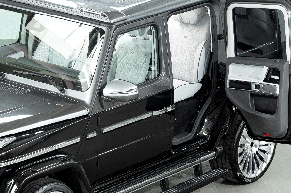 The Ultimate HG By HOFELE Is An Ultra-luxury G-Wagon With Rolls-Royce Coach Doors - autojosh