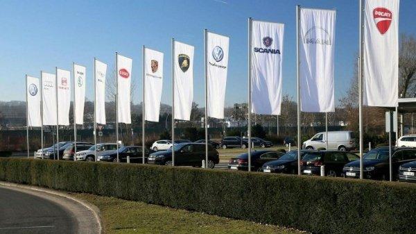 Volkswagen Keeps Lamborghini And Ducatti, Transfers Bentley To Audi - autojosh