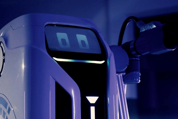Volkswagen Shows Off Mobile Charging Robot That Comes To Charge Your Electric Car By Itself - autojosh